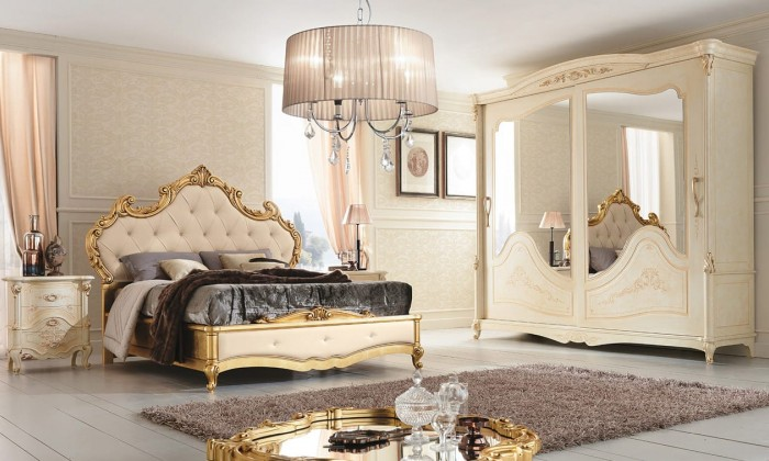 Romantica Bed