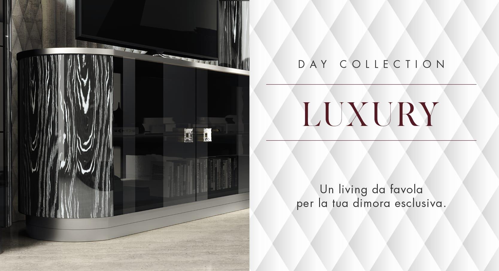 Découvrez la nouvelle collection luxury day